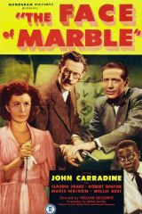 The Face of Marble 1946 DVD - John Carradine / Claudia Drake